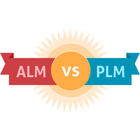 PLM or ALM, who will grow faster