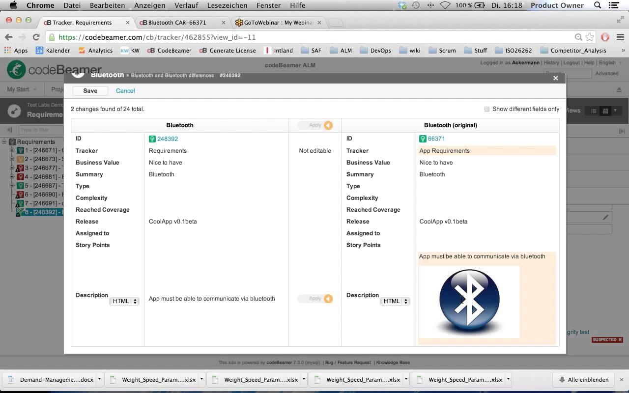 CB 7.3 Demonstration – Webinar video