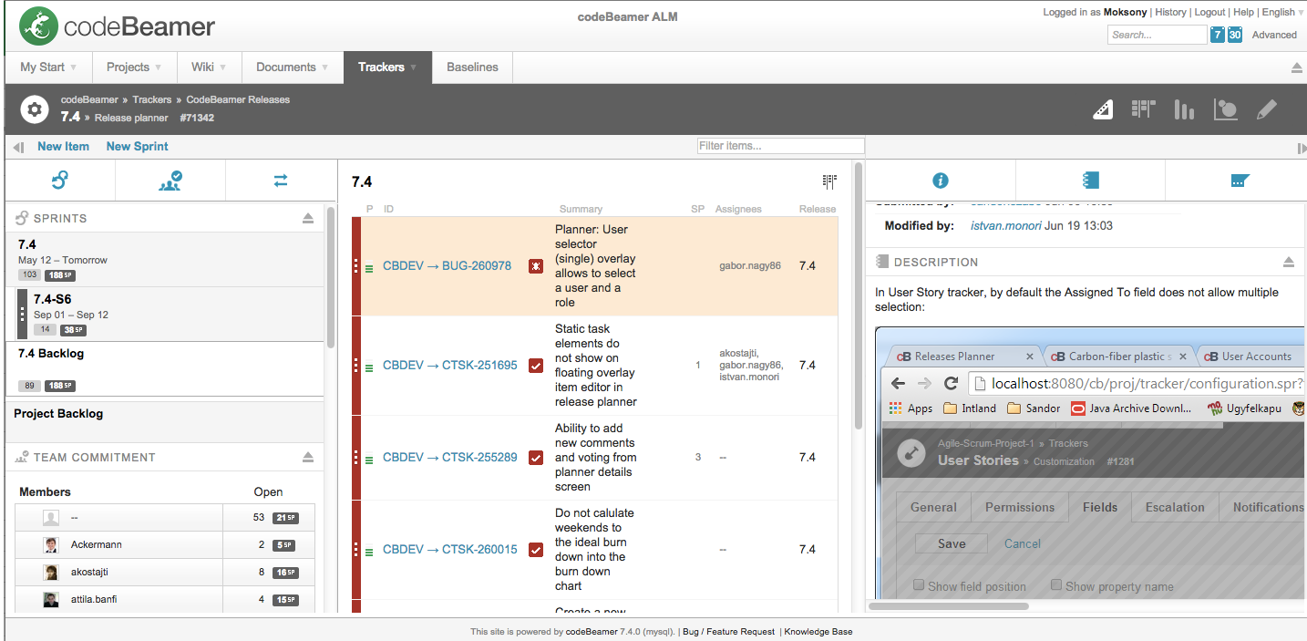 Planner-with-Release_Sprint-tree-and-description How To Increase Transparency in Your Agile Planning Processes? Agile