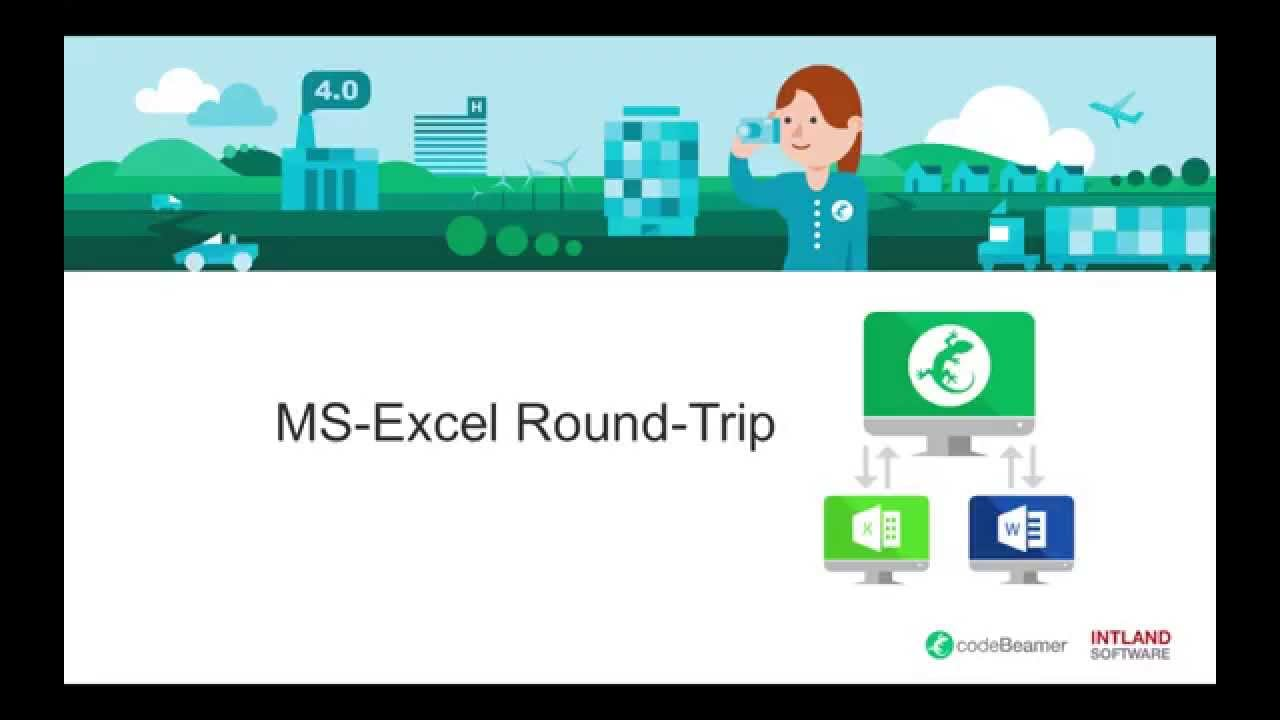 MS Excel Round Trip