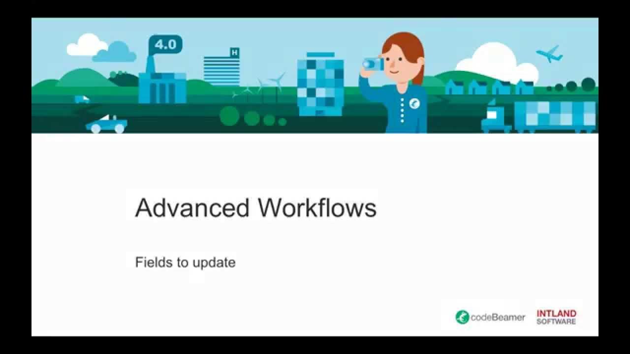 Fields to Update