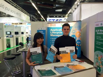 Welcome-to-Intland's-booth-336x252 Recap: Intland at Embedded World 2015 PR news