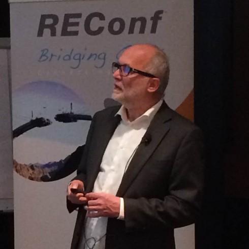 Janos Koppany, CEO, Intland Software @ REConf 2015