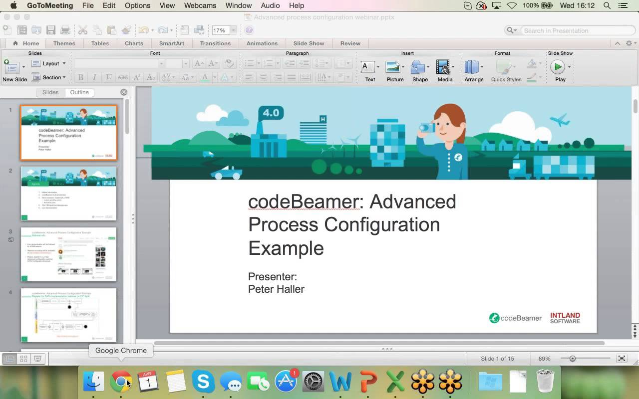 codeBeamer – Advanced Process Configuration Example