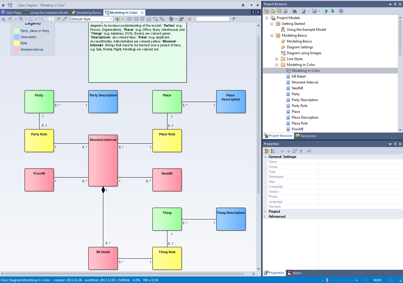 ea-04a-diagram-in-ea Connecting UML and ALM in Software Engineering alm