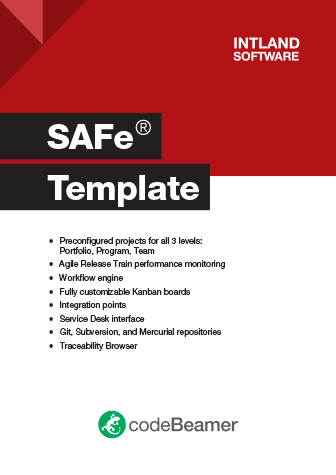 SAFe® Template Brochure