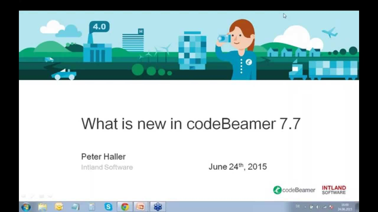 What is new in codeBeamer 7.7?
