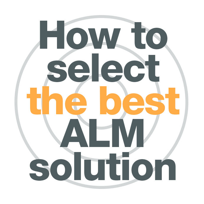 how_to_select_the_best_ALM_solution ITSM with ITIL vs DevOps, a Question of Requirements ALM