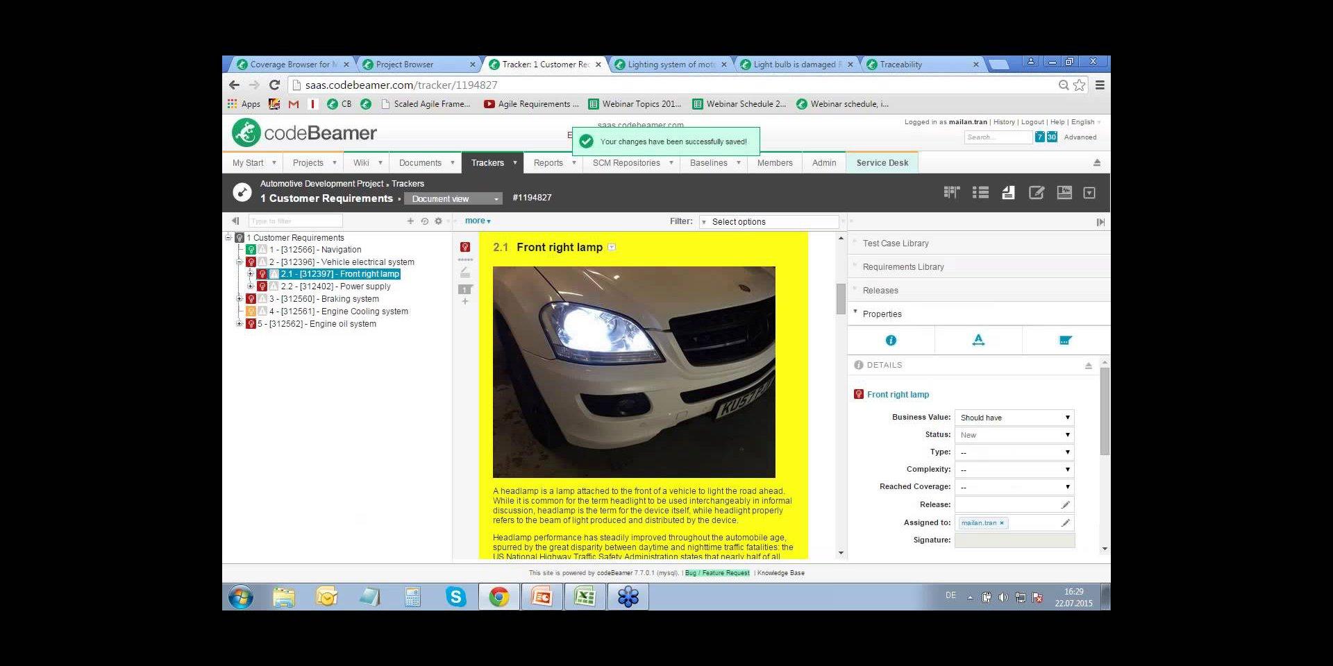 swatch QA & Testing in Automotive Development webinar recording