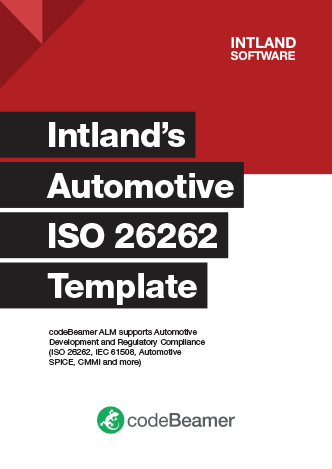 Intland's Automotive ISO 26262 Template