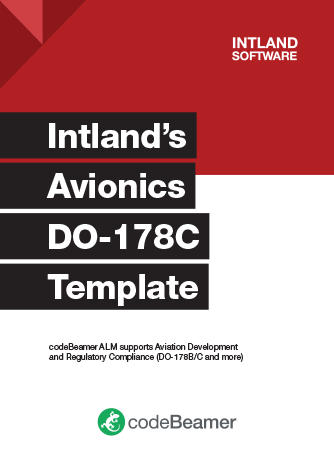 Intland's Avionics DO-178C Template