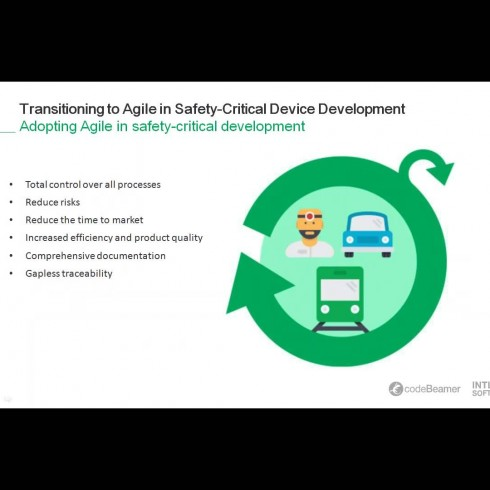 Transitioning to Agile in Safety-Critical Device Development