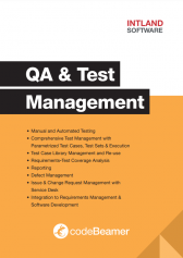 Quality Assurance & Test Management | codeBeamer ALM