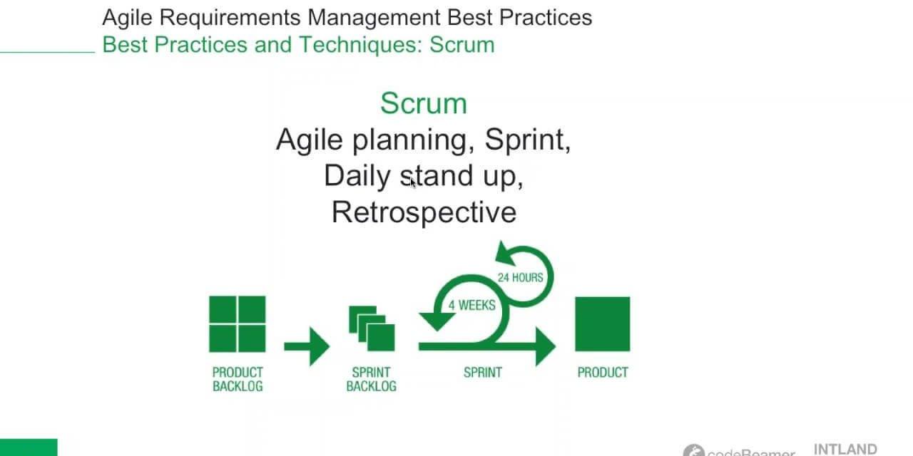 swatch Agile Requirements Management Best Practices webinar recording