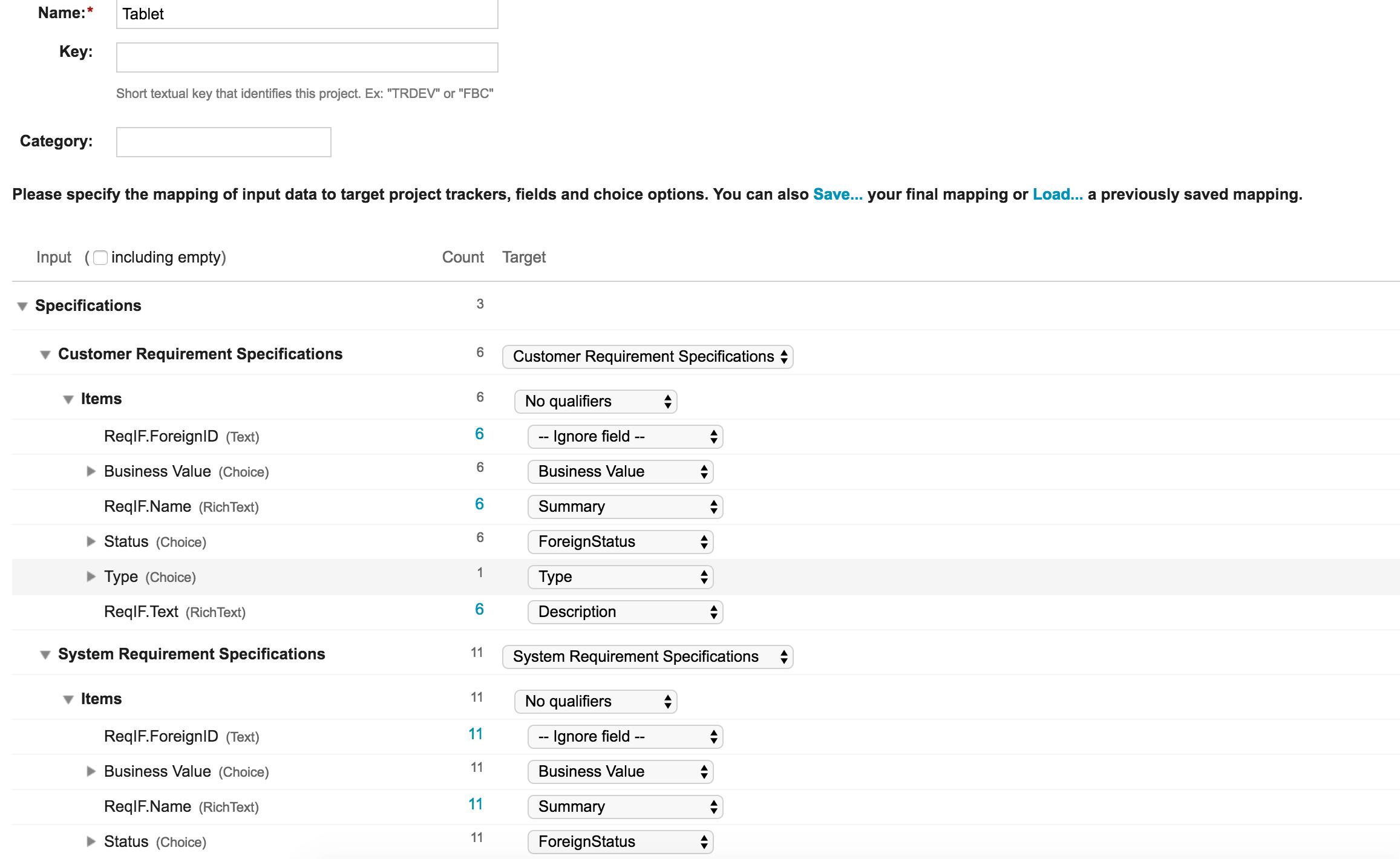 ReqIF-data-exchange-improvements codeBeamer Release 8.0