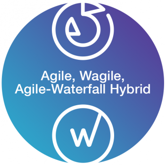 agile-waterfall-hybrid-336x336 Are You Practicing Agile, Wagile, or an Agile-Waterfall Hybrid Approach? Agile-Waterfall Hybrid