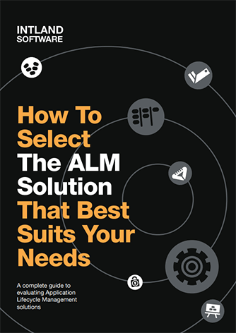 How to Select the ALM Solution that Best Suits Your Needs