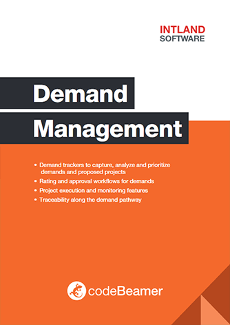 Demand Management | | Intland Software