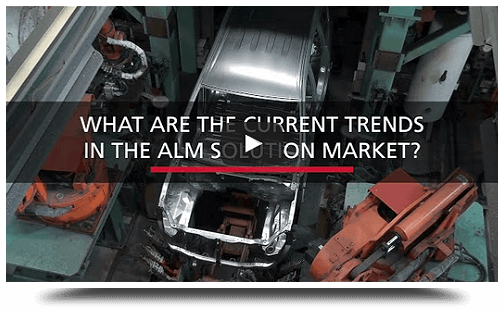 Ovum's video about the ALM market and Intland Software's codeBeamer ALM