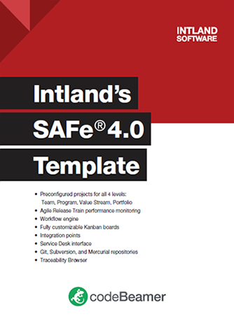 Intland's SAFe® 4.0 Template