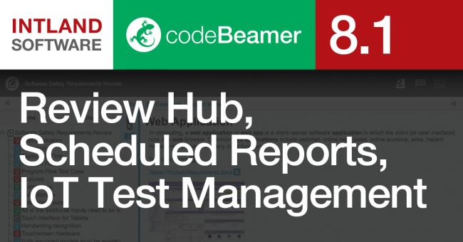 codeBeamer 8.1 is Released