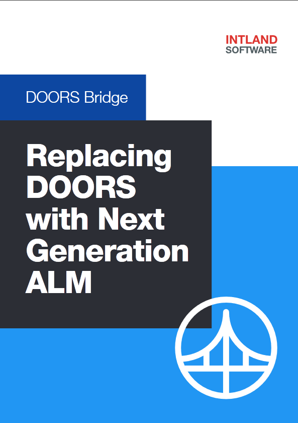 Replacing-DOORS-with-Next-Generation-ALM-Intland-Software-codeBeamer-593-840 E-books
