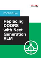 doors-bridge-replacing-doors-with-next-generation-alm codeBeamer ALM vs IBM® Rational® DOORS® & Next Generation comparison