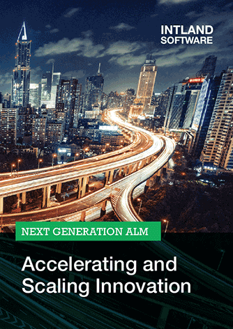 Next Generation ALM - Accelerating and Scaling Innovation