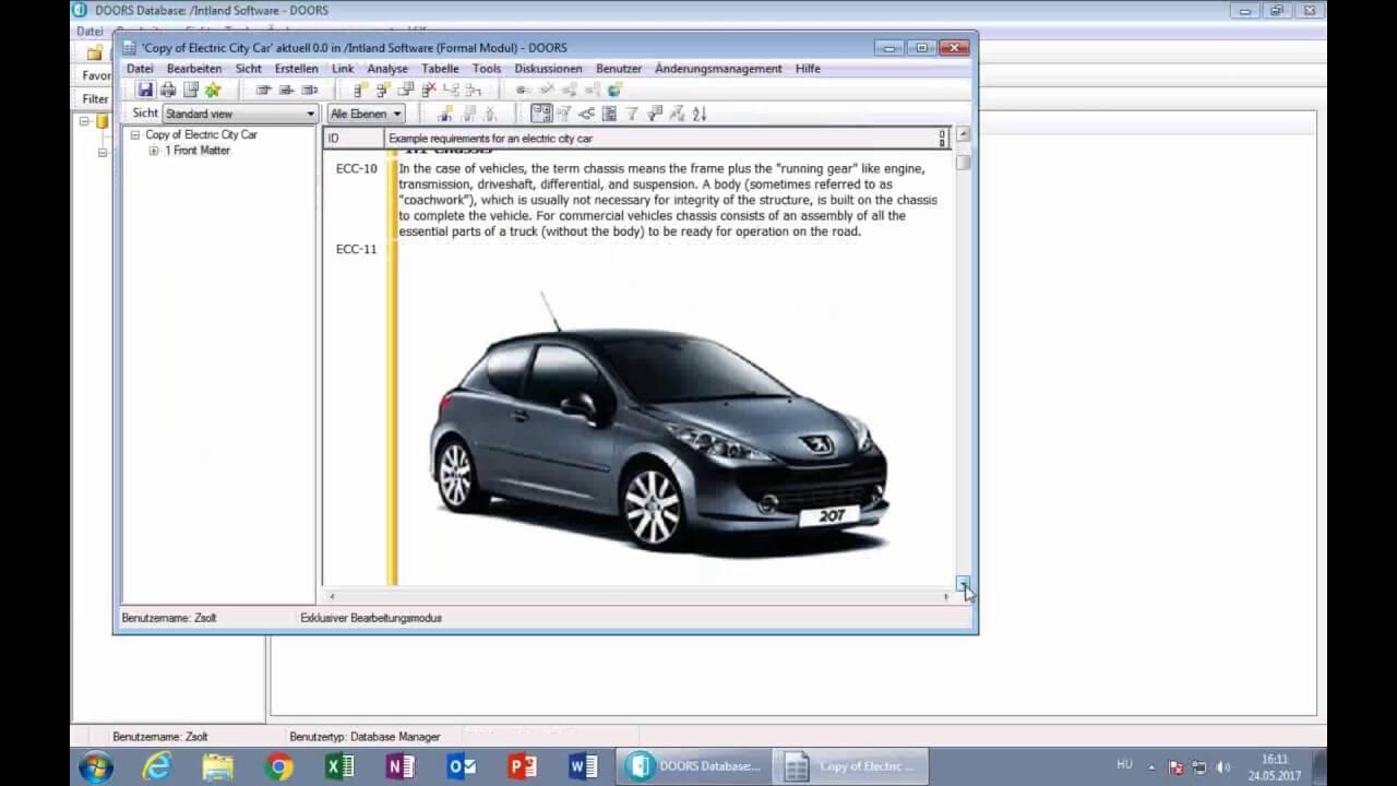 codeBeamer ALM and IBM DOORS Working Together via DOORS Bridge | | Intland Software  sc 1 st  Intland Software & codeBeamer ALM and IBM DOORS Working Together via DOORS Bridge ...