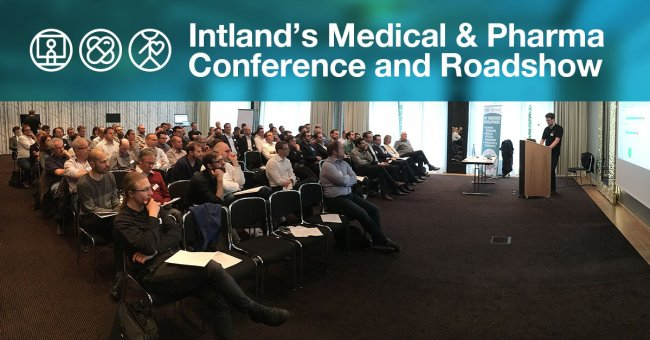 Intland's Medical & Pharma Conference and Roadshow 2017