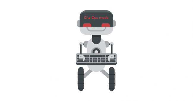 Transitioning to Conversation-driven Development with ChatOps