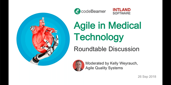 swatch Intland Software's Roundtable Discussion: Agile in Medical Technology on-demand-webinar