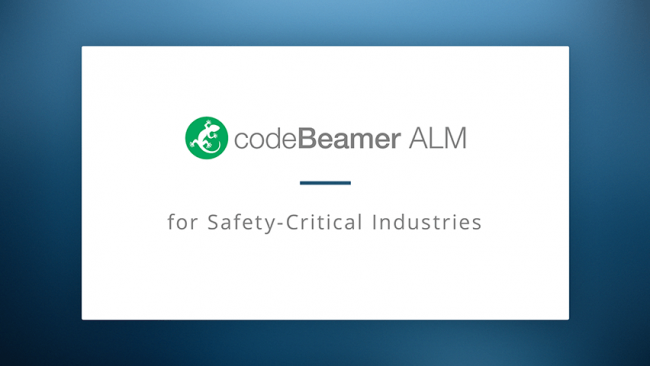 codebeamer alm for safety-critical developers