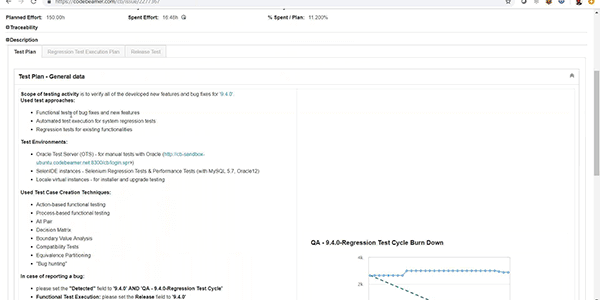 product quality 2/2: test results driven analytics