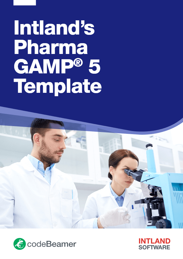 Intlands-Pharma-GAMP5-Template-codeBeamer-Intland-Software-1 ALM for Life Sciences & Pharma Development