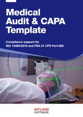 Medical-Audit-CAPA-Template-Intland-Software-168x237 Medical Audit & CAPA Template