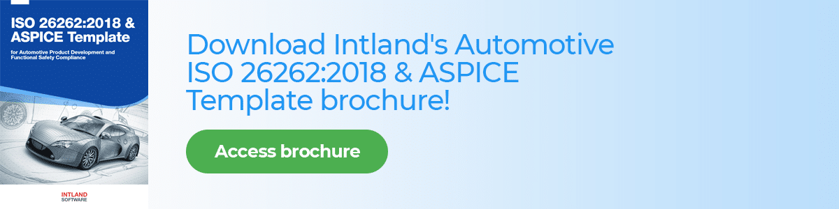 cta-automotive-aspice-iso-26262 Intland's Automotive ISO 26262 & ASPICE Template for codebeamer Templates