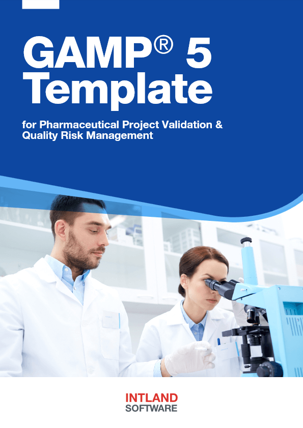 Intland-Retina-GAMP5-Template-2020-595-841 Intland Retina for Pharma Project Validation & Quality Risk Management