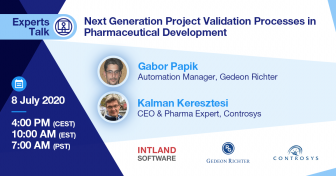 experts-talk-series-on-medtech-delivery-336x176 Experts Talk: Next Generation Project Validation Processes in Pharmaceutical Development event-past webinar-past