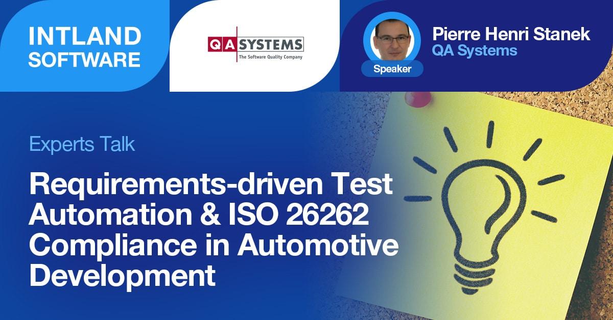 Experts-Talk-Requirements-driven-Test Experts Talk