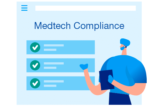 medtech-compliance Intland Retina for FDA & Medical Compliance