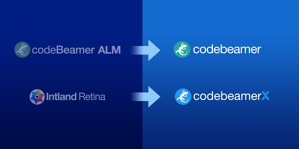 Rebranding Announcement: Introducing codebeamer and codebeamer X!