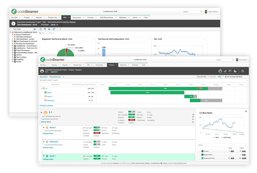 qa-sw-merged codebeamer   Application Lifecycle Management for Product and Software Engineering