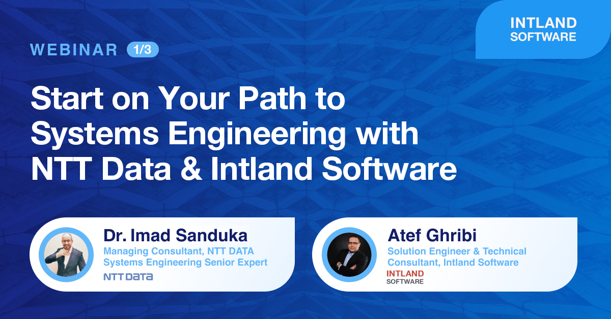 ntt-start-on-your-path-to-se-featured-image-v2 Your Guide to Systems Engineering with NTT DATA & Intland Software