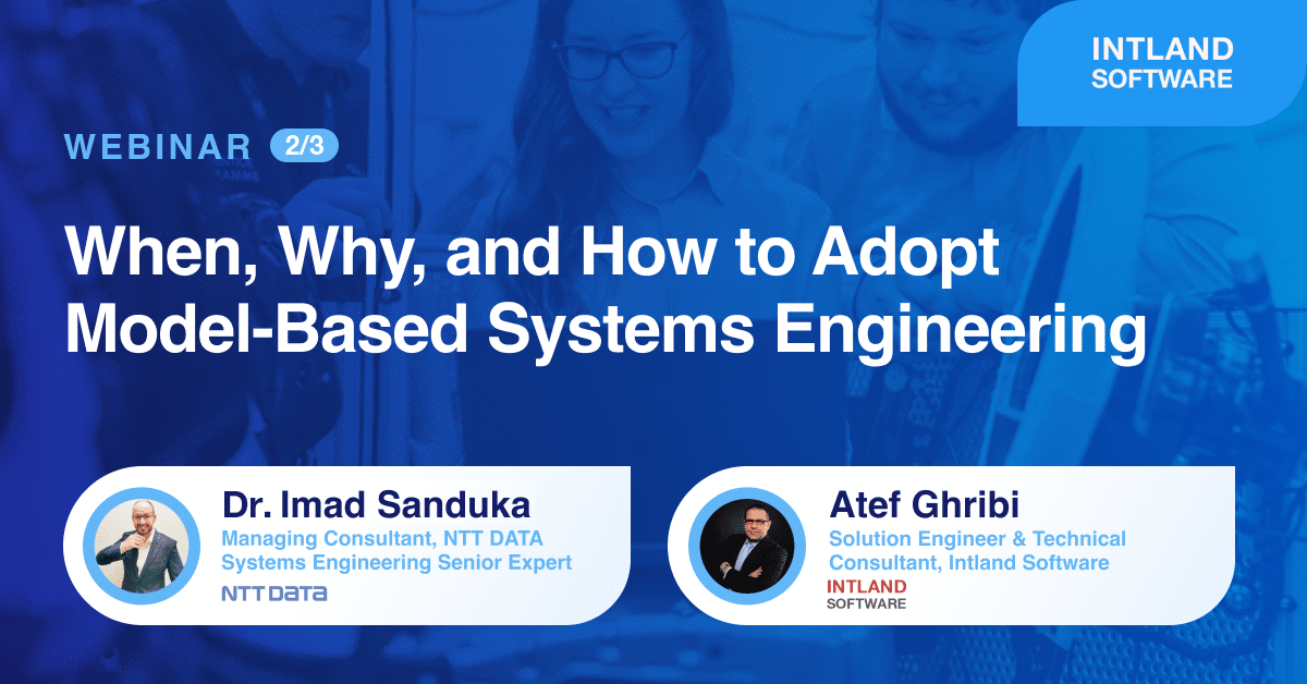 ntt-when-why-how-adopt-model-based-se-featured-image-v2 Your Guide to Systems Engineering with NTT DATA & Intland Software