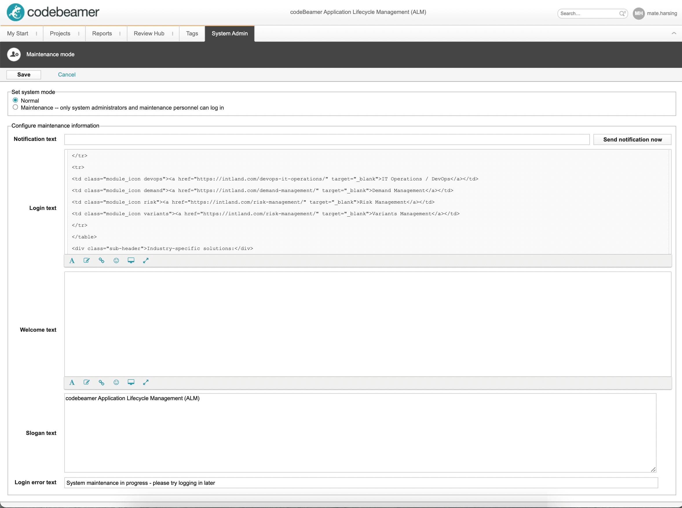 maintenance-mode codebeamer 21.09 is Released!